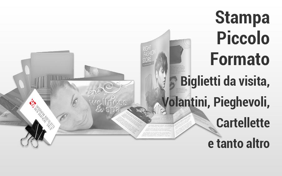 Stampa online piccolo formato online