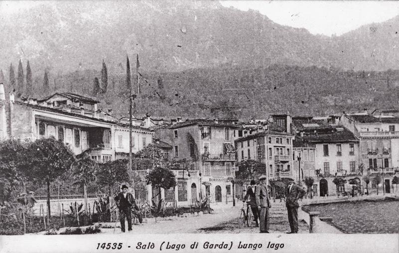 Tipografia Bortolotti - Salò Lago di Garda 1894