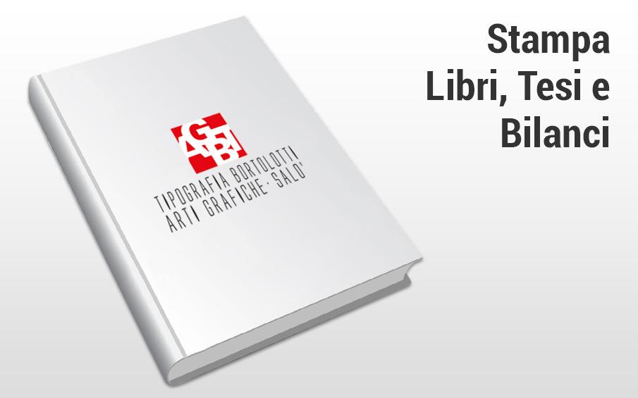 Stampa online libri tesi e bilanci