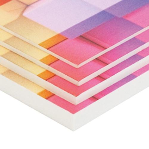 Stampa supporti rigidi Forex